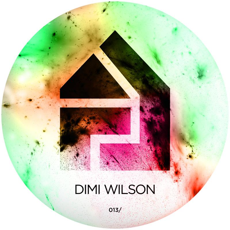 HLY013   Dimi Wilson   Atne Gamisou EP