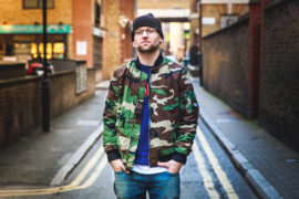 UK Hip-Hop stalwart Snips prepares us for some choice cuts!!